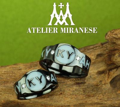 結婚指輪と婚約指輪の【アトリエミラネーゼ】スタッフのブログ