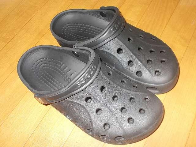 Crocs Baya クロックス バヤ メンテナンス完了