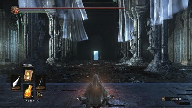 PC 版 ダークソウル3 DARK SOULS 3 ReShade Incandescent Reshade - Performance v1.5、篝火 冷たい谷のイルシール 神喰らいのエルドリッチ