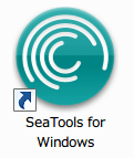 SeaTools for Windows 1.2.0.10 起動