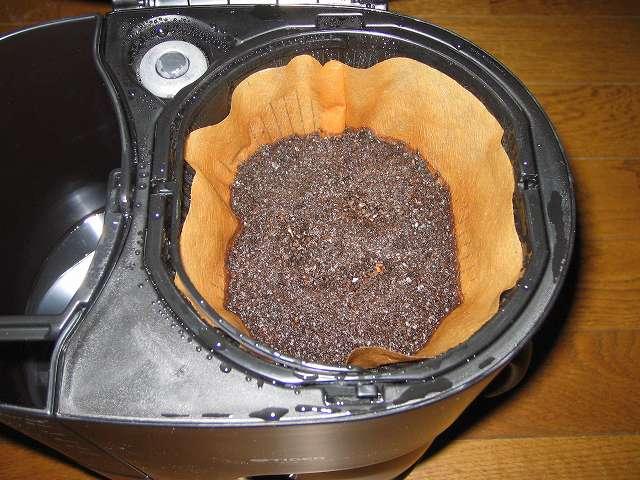 TIGER コーヒーメーカー 真空ステンレスサーバータイプ カフェブラック 8杯用 ACW-S080-KQ