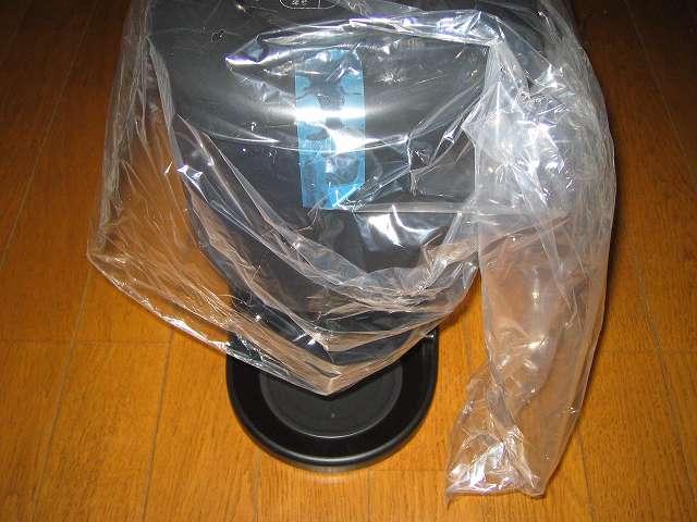 TIGER コーヒーメーカー 真空ステンレスサーバータイプ カフェブラック 8杯用 ACW-S080-KQ コーヒーメーカー本体包装袋取り外し