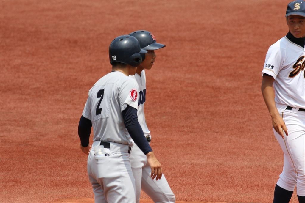 最初から横浜高校の猛攻が始まった_9