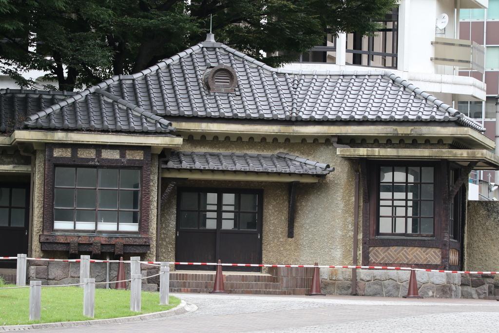 大木戸門の門衛所