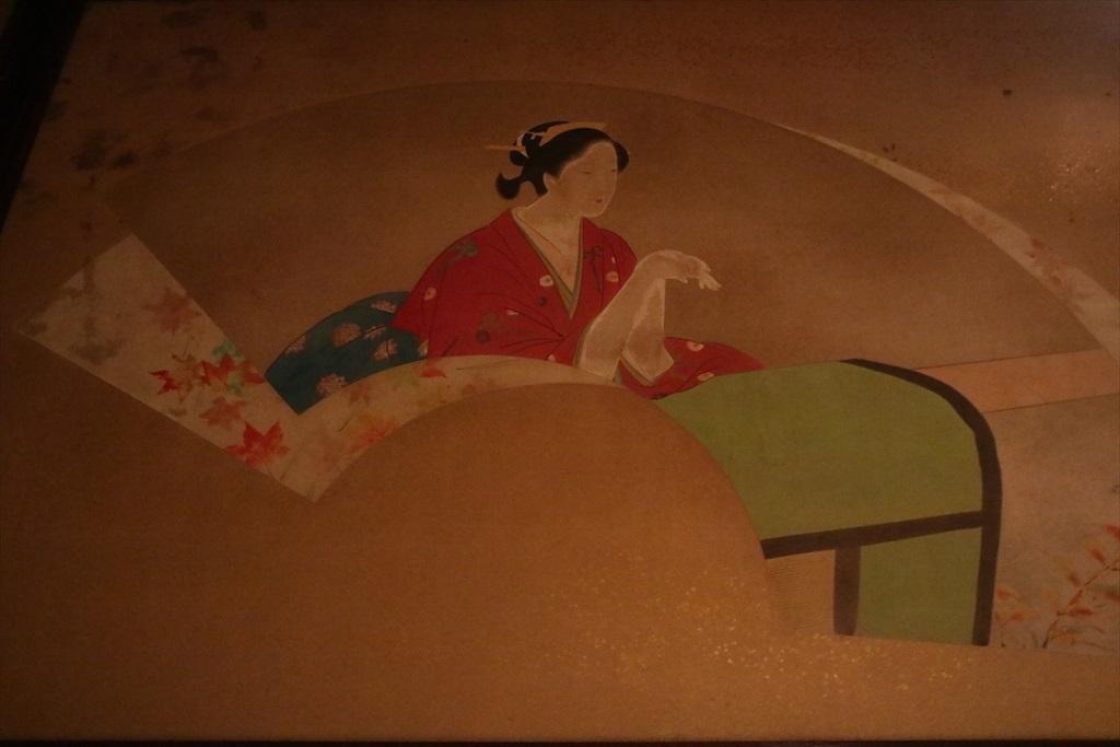 鏑木清方の絵_5