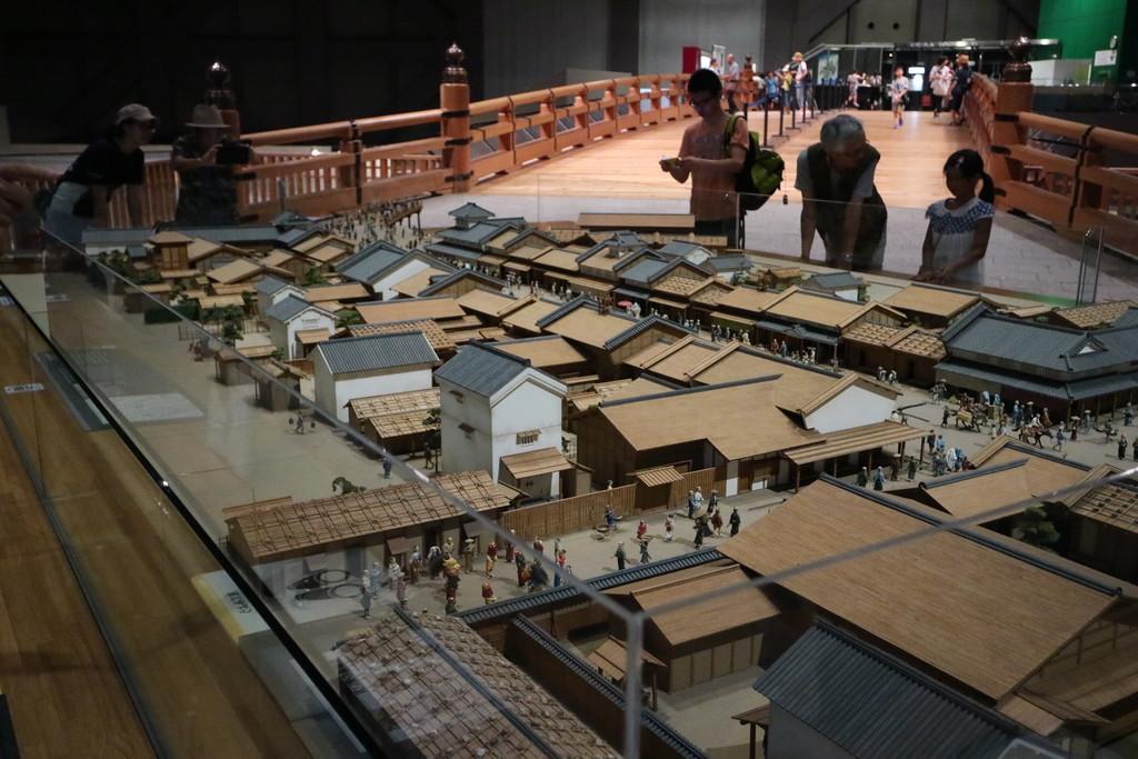 寛永の町人地模型_4