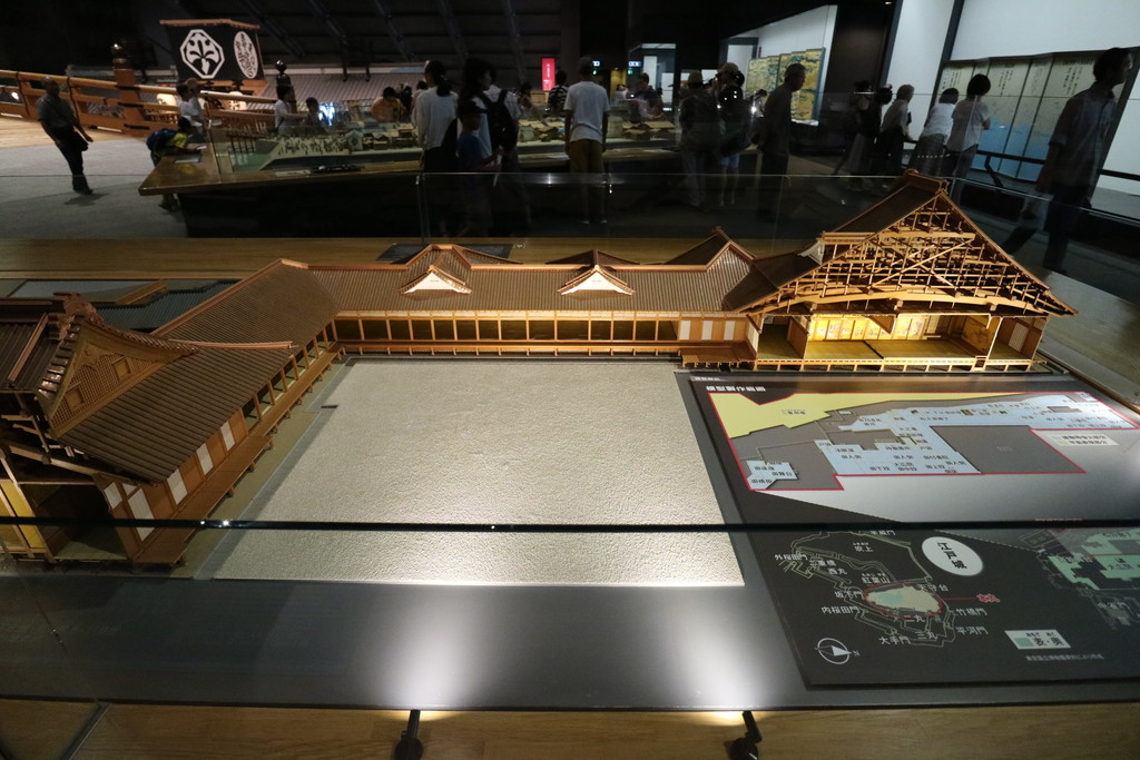 白書院・松の廊下