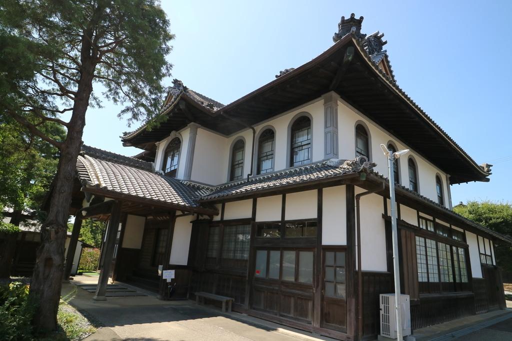 大日本報徳社大講堂(国指定重要文化財)_1