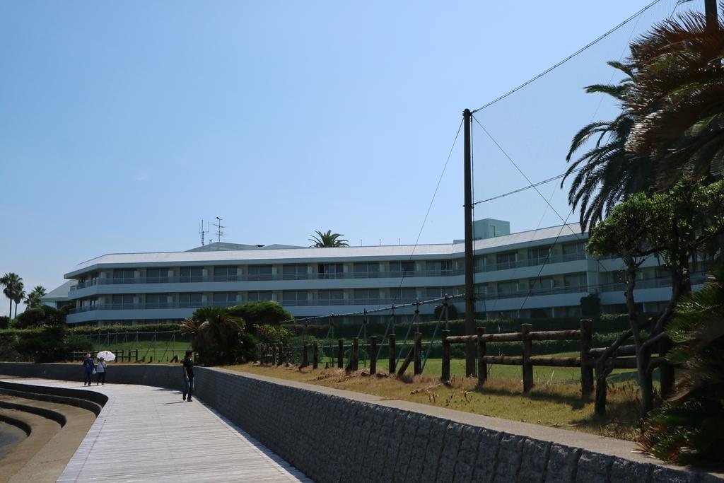 観音崎京急ホテルが最高の景観に建っている_2