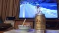 170923ブエルタ録画見ながらビール
