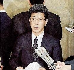 佐川宜壽国税庁長官
