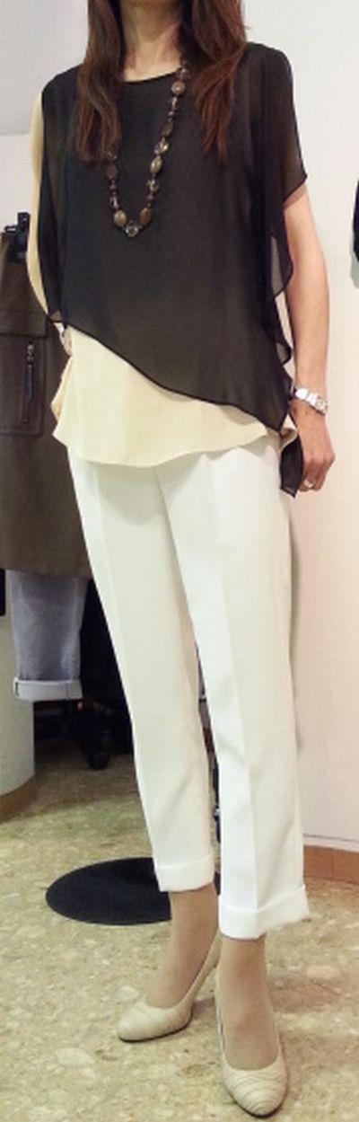 白パンツ1
