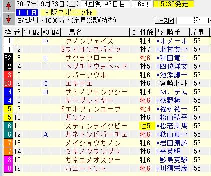 17大阪スポーツ杯