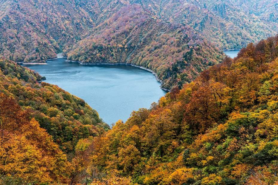 2018.10.29田子倉湖1 (14)