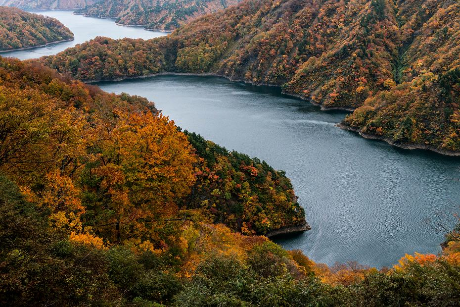 2018.10.29田子倉湖1 (10)
