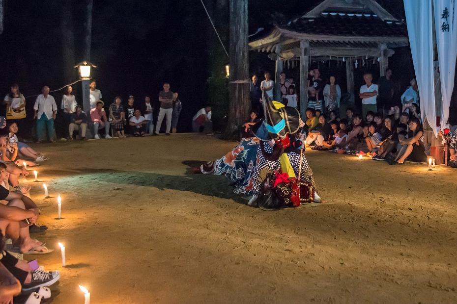 2018.09.01矢駄の秋祭り 獅子殺し 1 (7)
