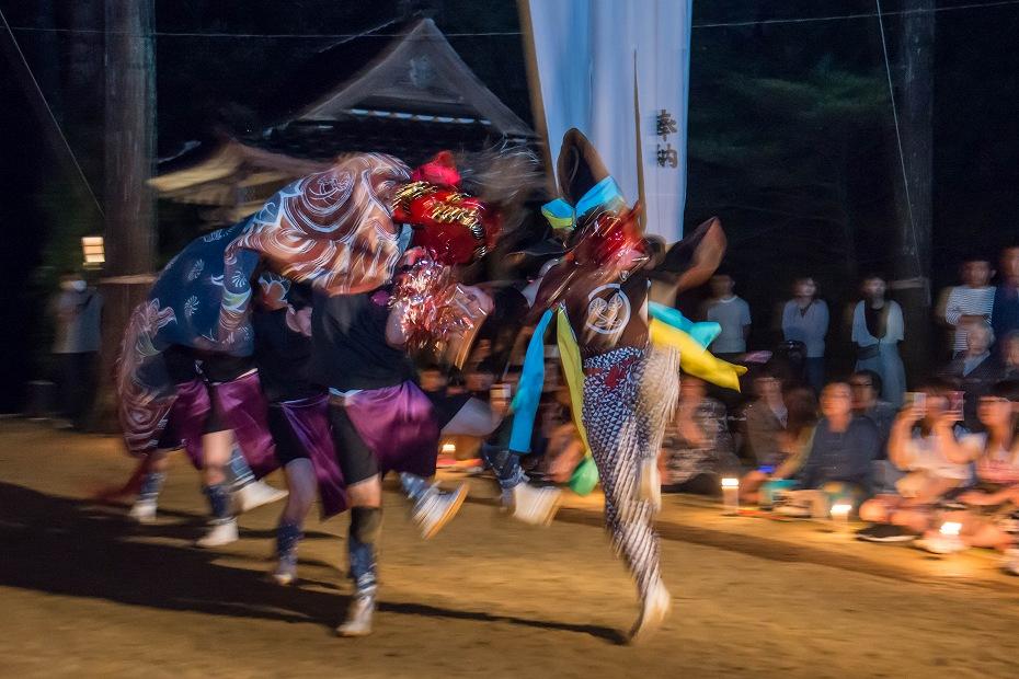 2018.09.01矢駄の秋祭り 獅子殺し 1 (2)