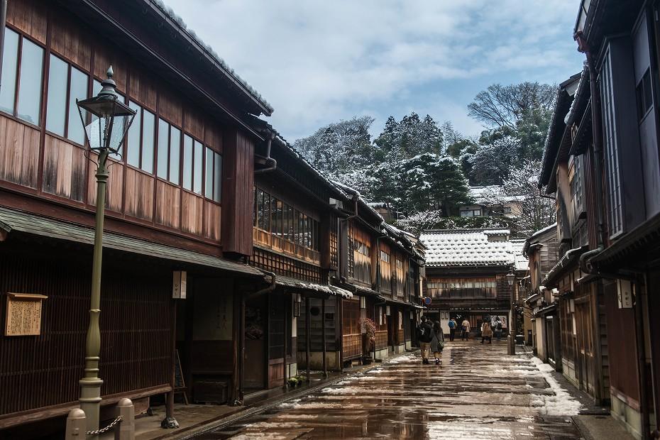 2019.01.21雪のひがし茶屋街 1 (8)