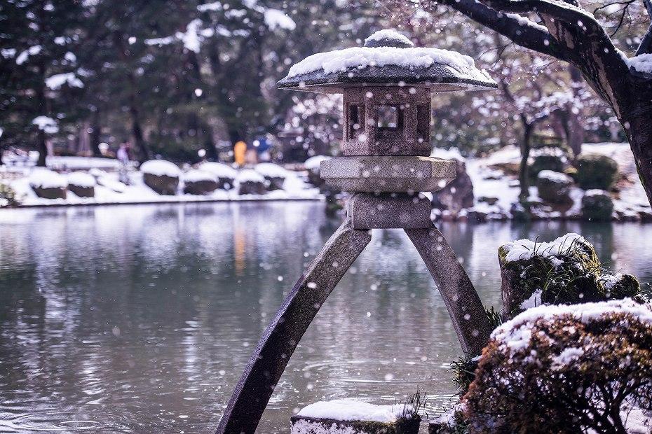 2019.01.21兼六園の雪景色 1 (26)
