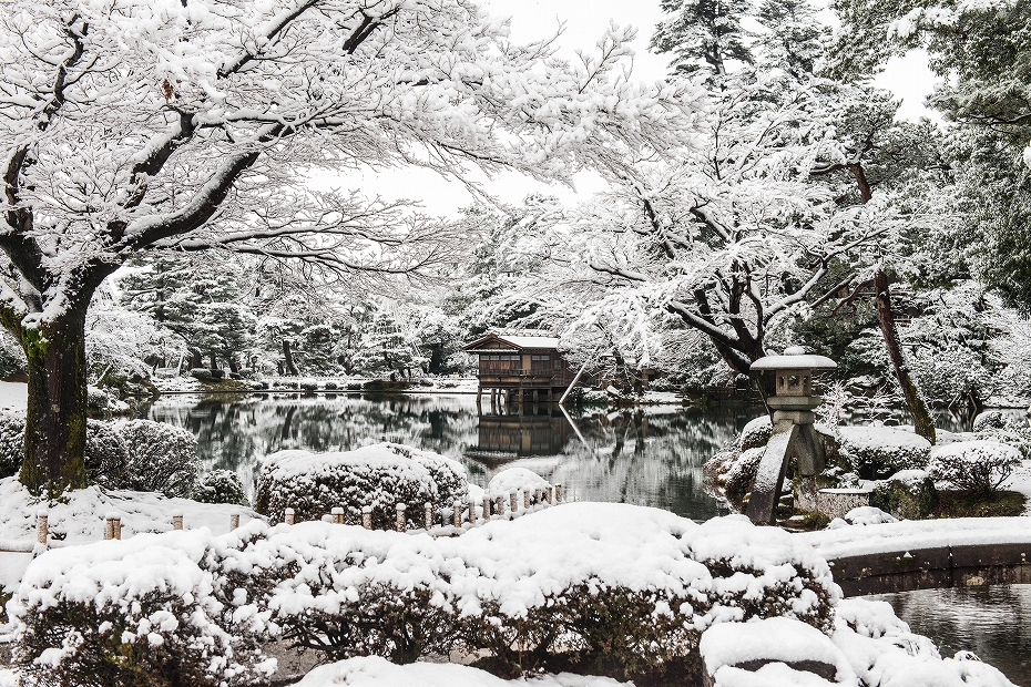 2019.01.26兼六園の雪景色 1 (41)