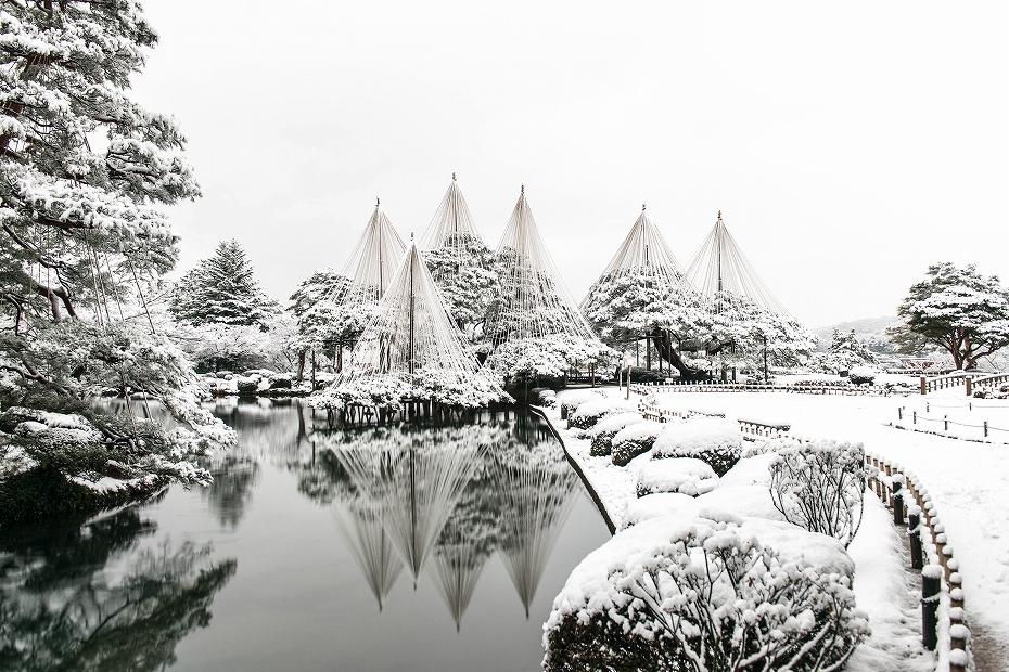 2019.01.26兼六園の雪景色 1 (10)