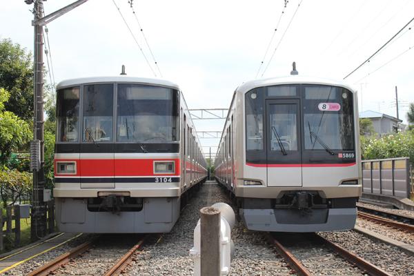 10 電車