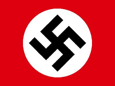 ナチス  鉤十字