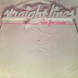 Straight Lines / Run For Cover (1981年)