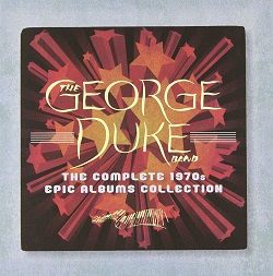 George Duke / Complete 1970s Epic Albums Collection