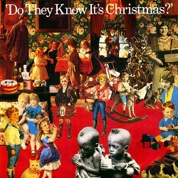 Band Aid / Do They Know It's Christmas ? (1984年)