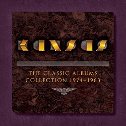 Kansas / The Classic Albums Collection 1974-1983