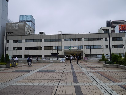 JR松戸駅