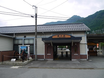 JR横川駅