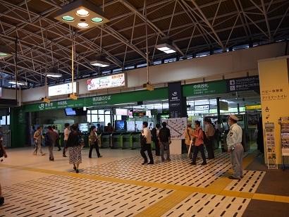 JR町田駅