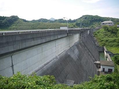 狩立ダム(1)