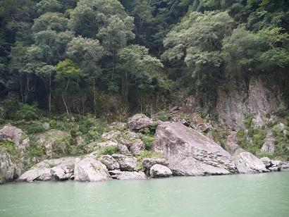 瀞峡(1)