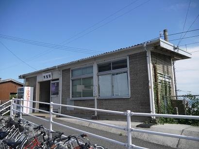 JR常盤駅