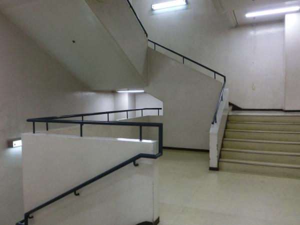 無駄な階段