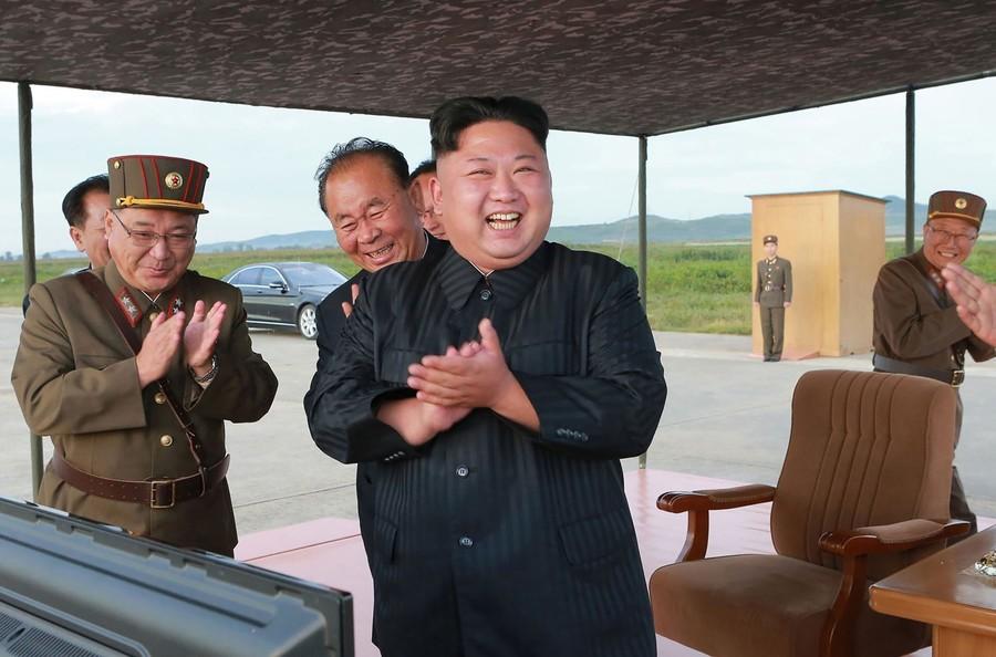 【北朝鮮核開発の最終目標】金正恩「米国との実質的な力の均衡」の画像