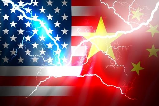 アメリカと中国の衝突