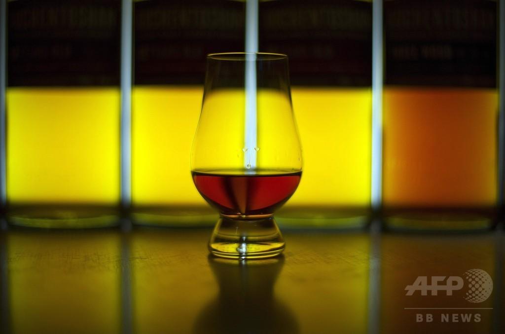 ウイスキーに水を数滴垂らすとおいしくなる理由の画像