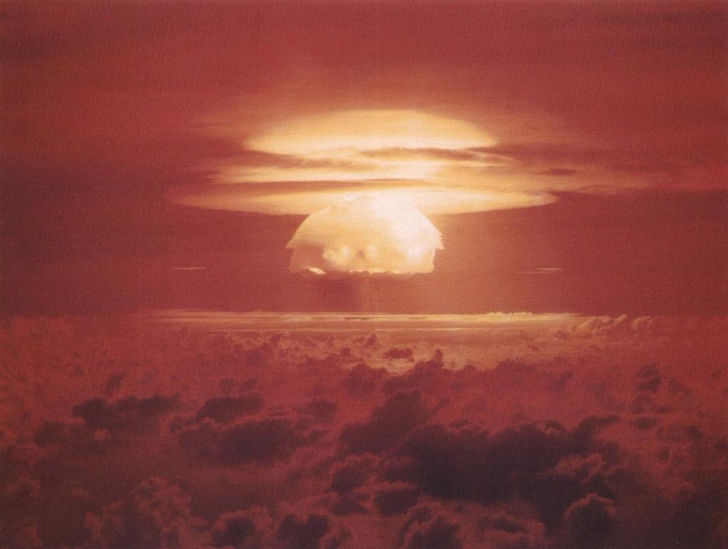 核爆弾・核爆発・核ミサイル・プルトニウム・ウラニウム・水爆