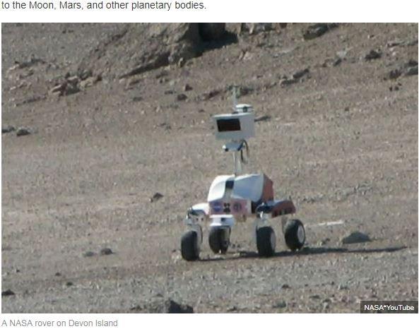 NASAの「火星画像」はカナダで撮影!?の画像6-2