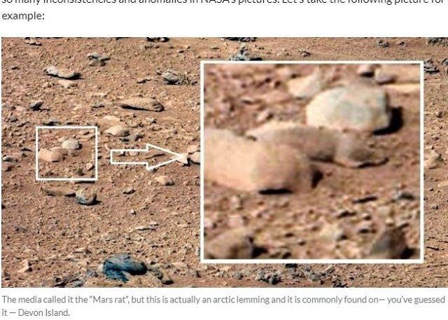 NASAの「火星画像」はカナダで撮影!?の画像6-3