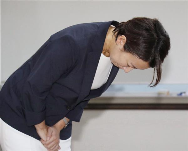 【不倫疑惑】山尾志桜里衆院議員「7区の皆さんに判断してもらいたい」の画像