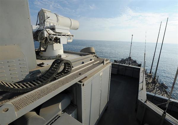 米海軍、1発わずか1ドルのレーザー兵器!の画像4