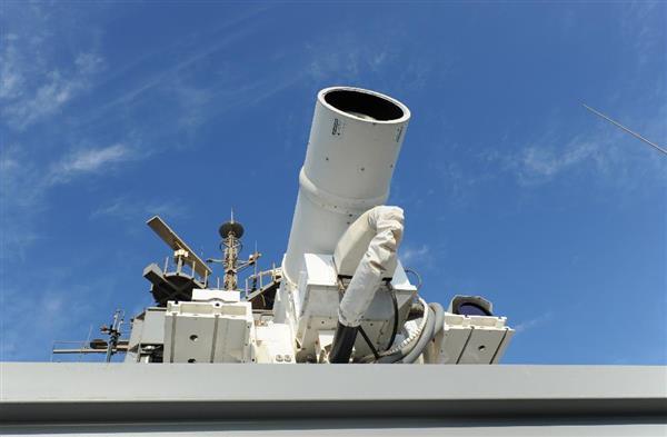 米海軍、1発わずか1ドルのレーザー兵器!の画像7
