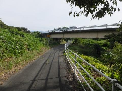 信玄堤・かすみ橋
