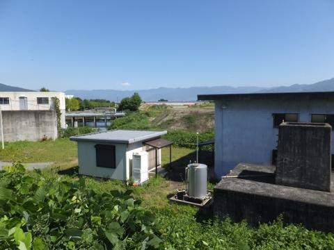 渋川排水機場