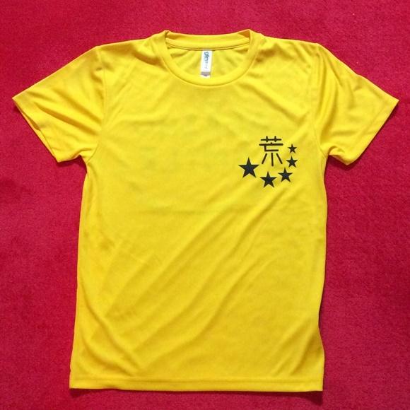荒川沖小学校Tシャツ ARASHO☆SMILEフロント